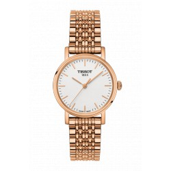 TISSOT QUARTZ FEMME EVERYTIME SMALL plaque or