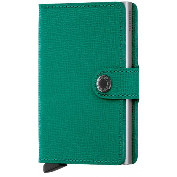 SECRID Miniwallet M-crisple-emerald