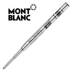 Montblanc recharge Bille fine noir