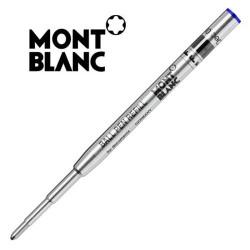 MONTBLANC recharge Bille fine bleu