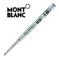 MONTBLANC recharge Bille bleu moyenne
