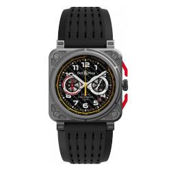 BELL&ROSS 03-94 automatique RS17 série limitée chronographe céramique