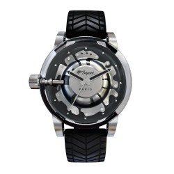 S.T DUPONT MONTRE HYPERDOME BE DARING