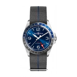 BELL&ROSS BR V2-93 GMT BLUE
